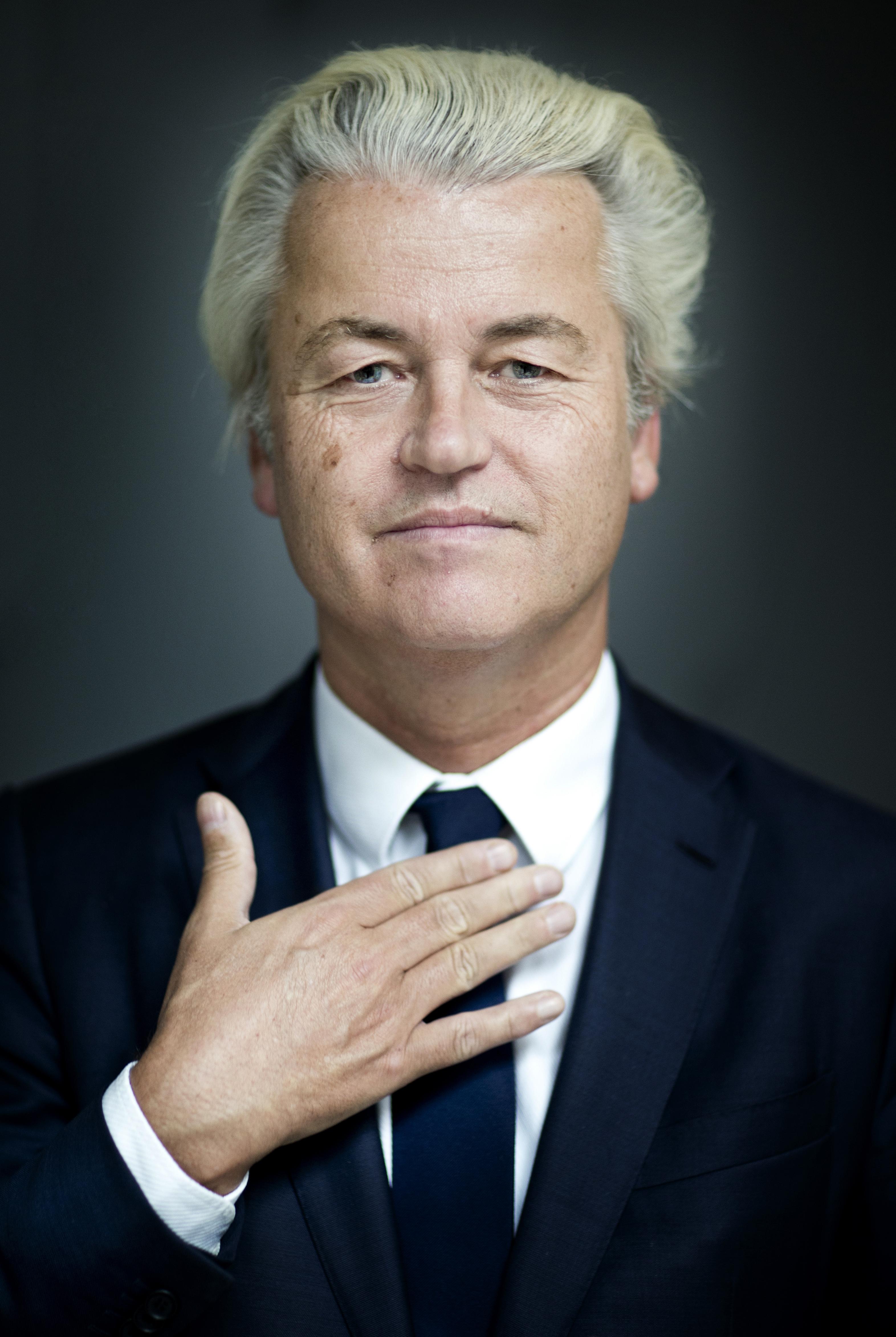 DEN HAAG - Portret Geert Wilders (PVV)