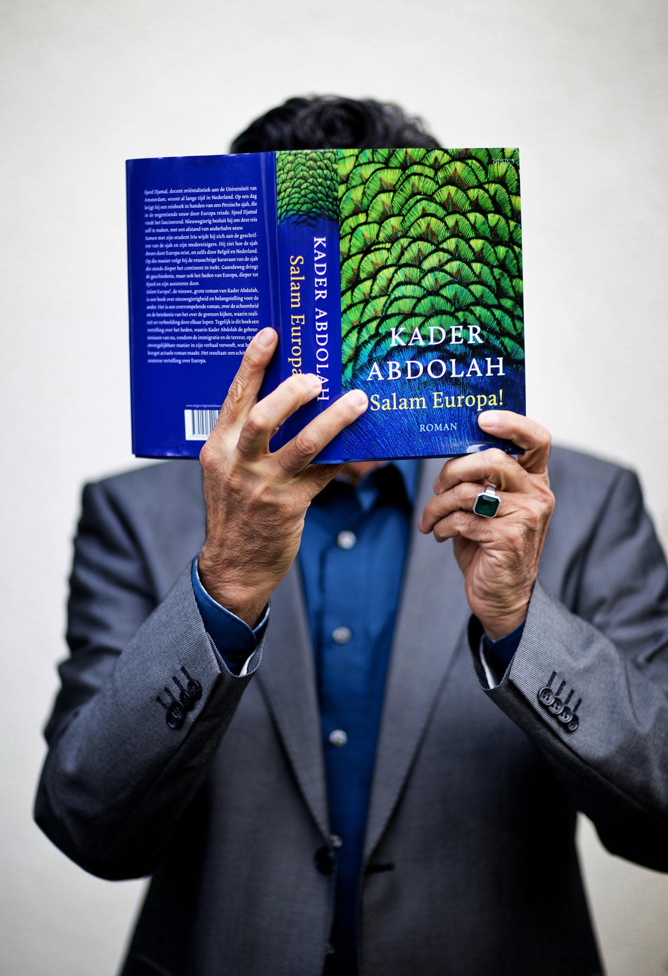 Portret Kader Abdolah