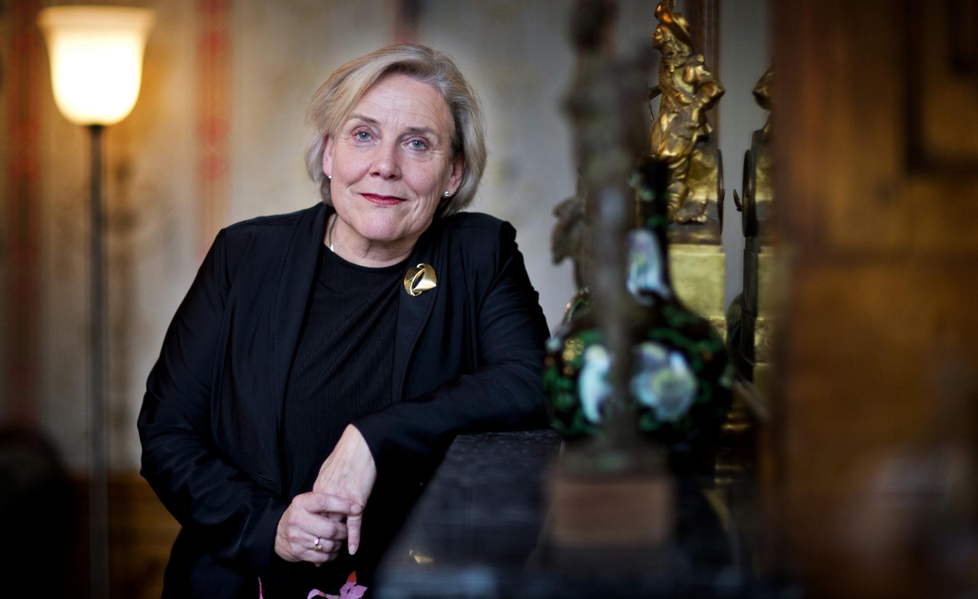 Minister van Defensie Ank Bijleveld