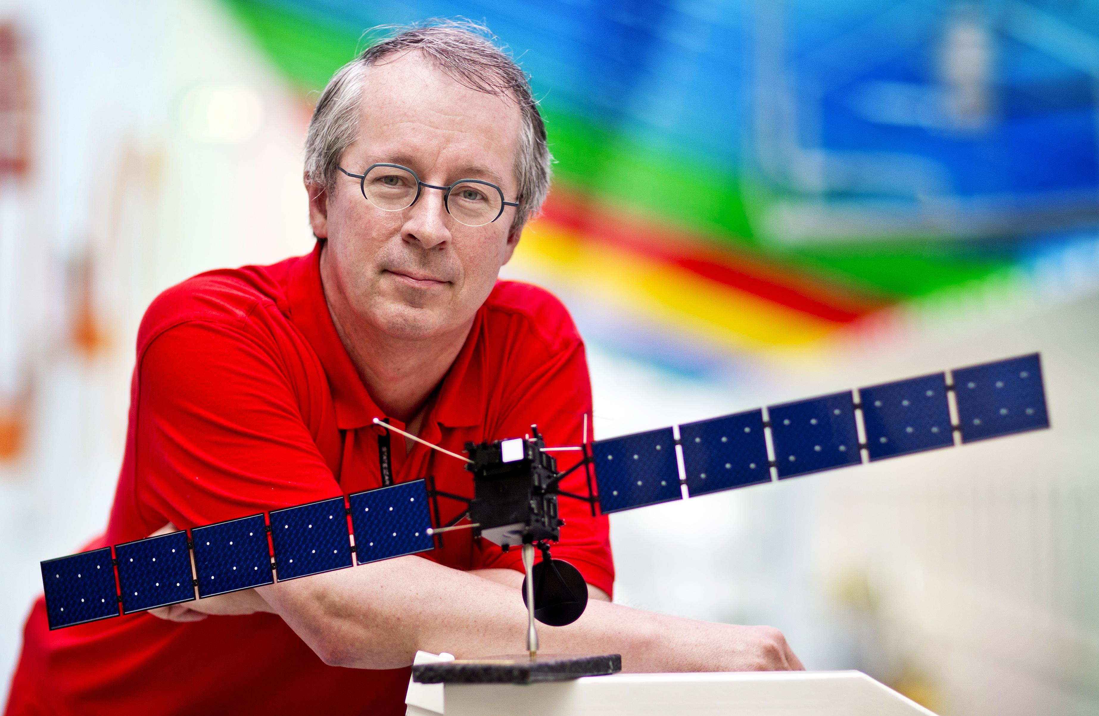 Coordinator van de Rosetta