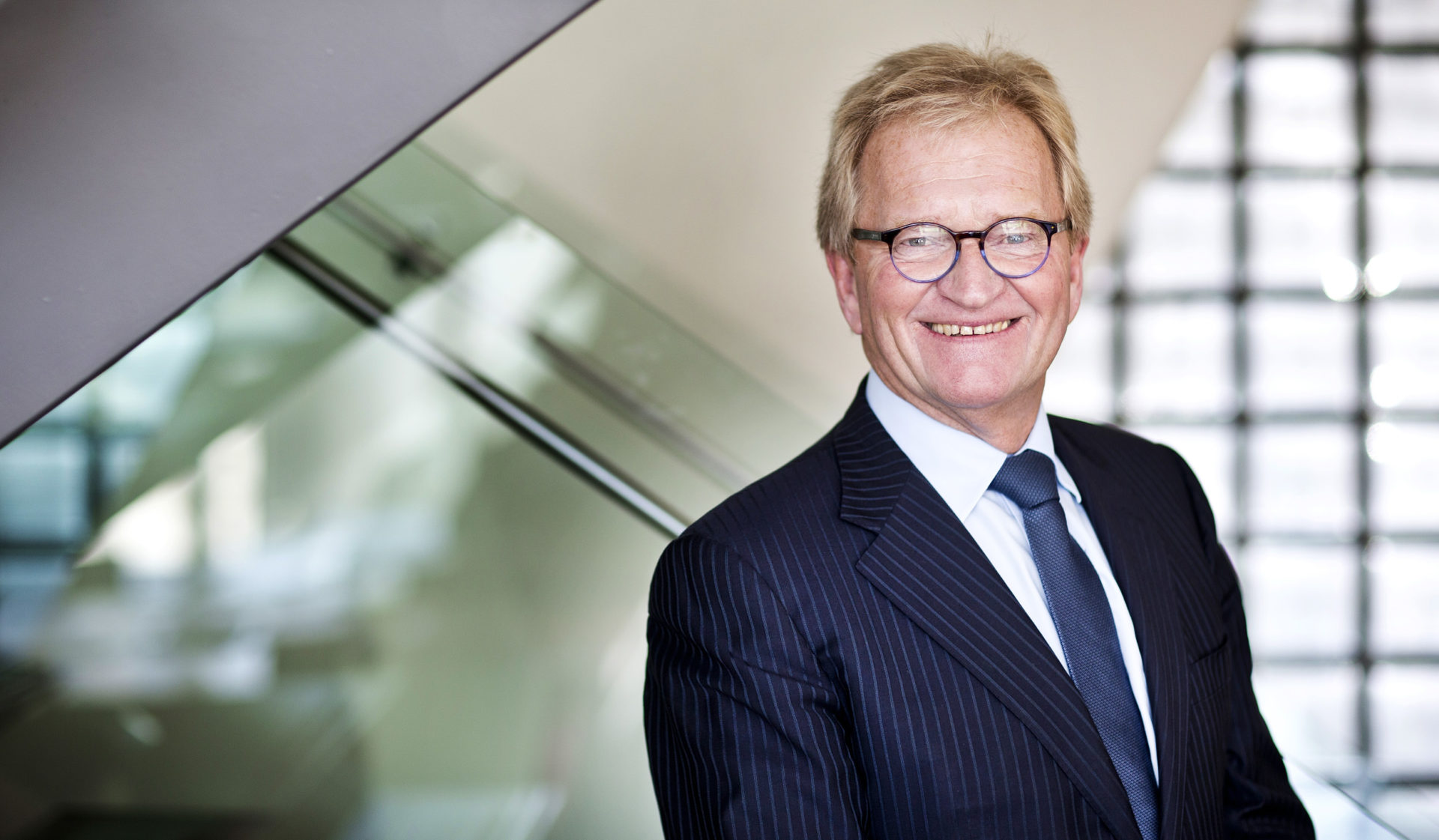 VNO-NCW Voorzitter Hans de Boer