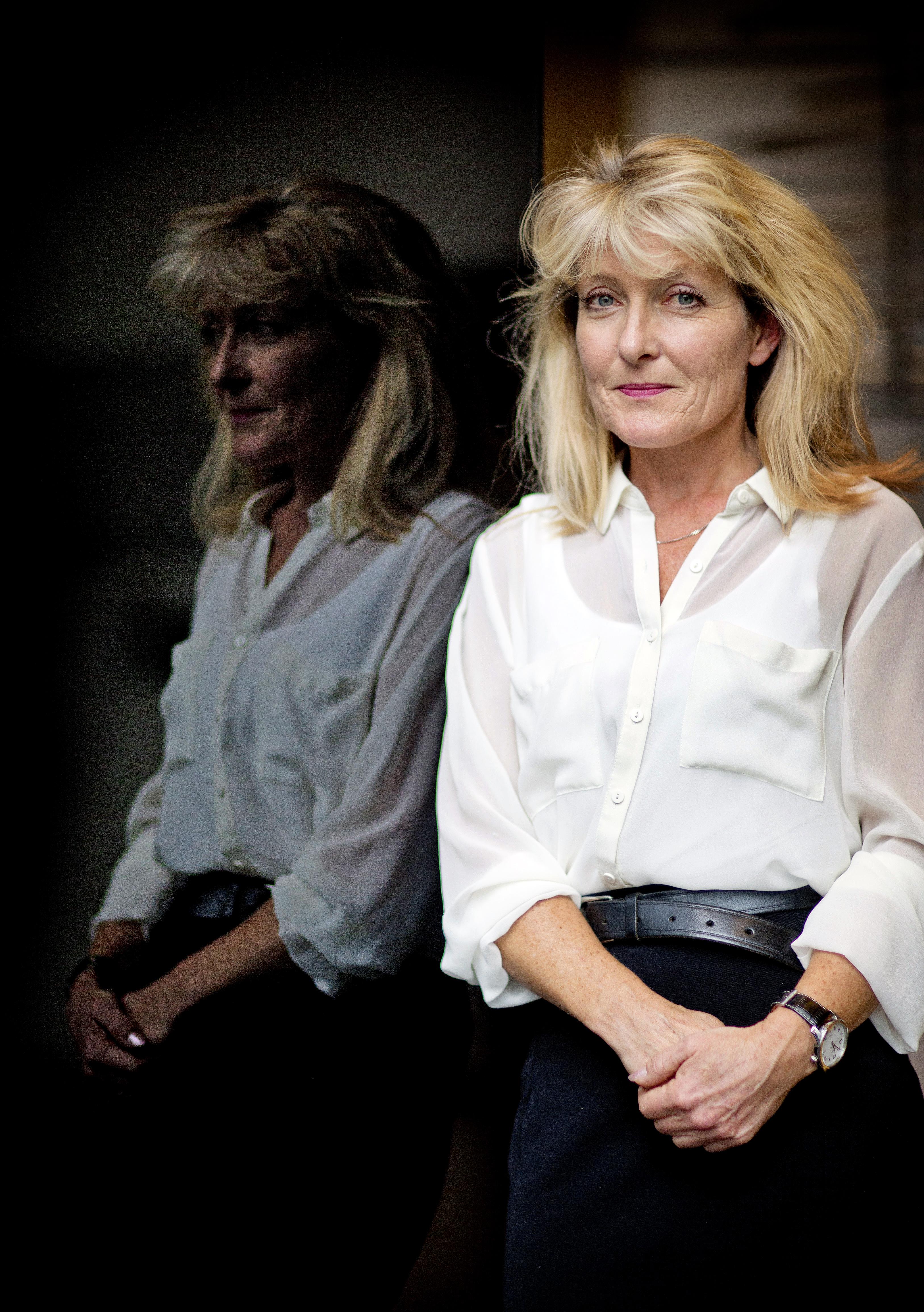 COA topvrouw Janet Helder