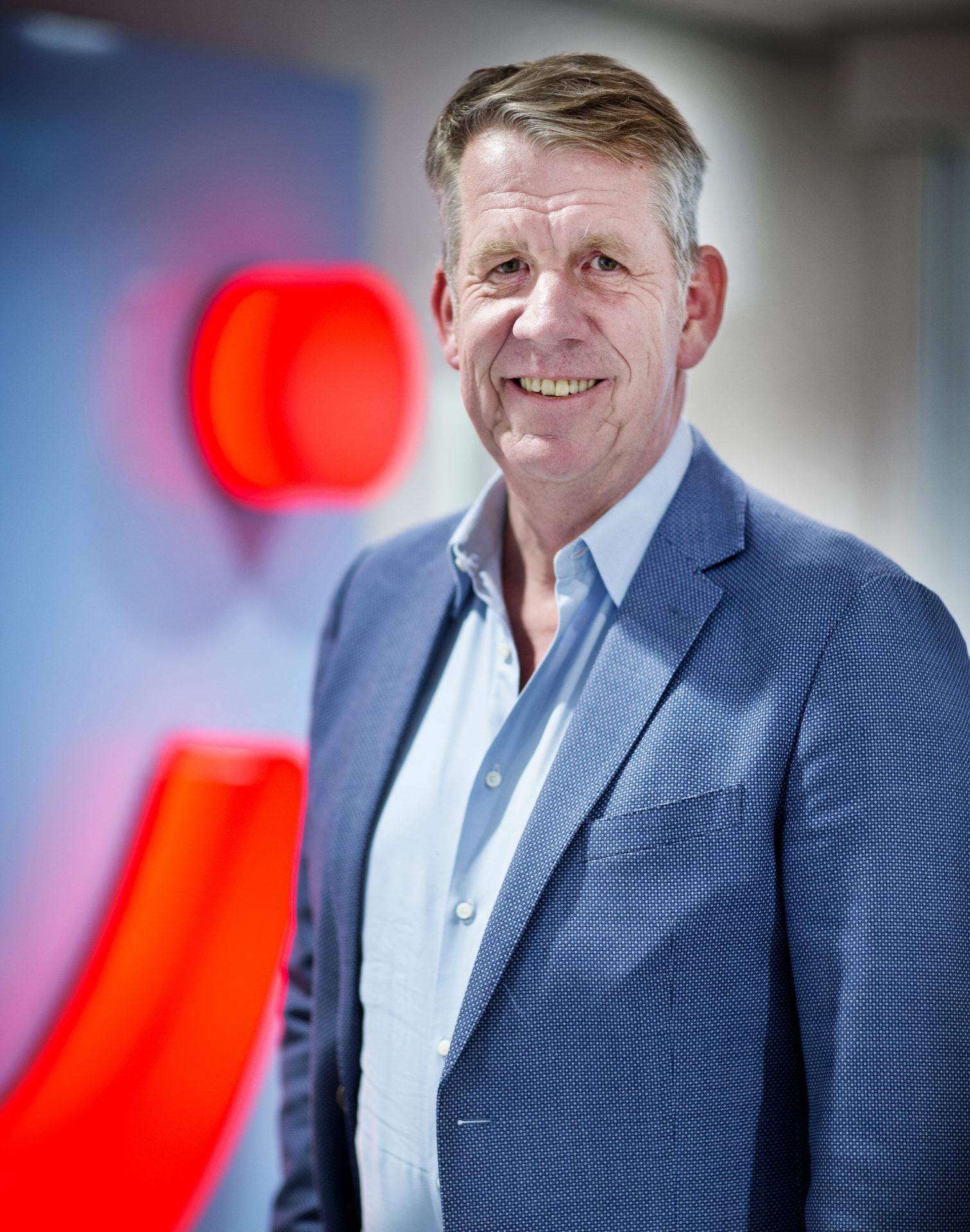 TUI CEO Fritz Joussen