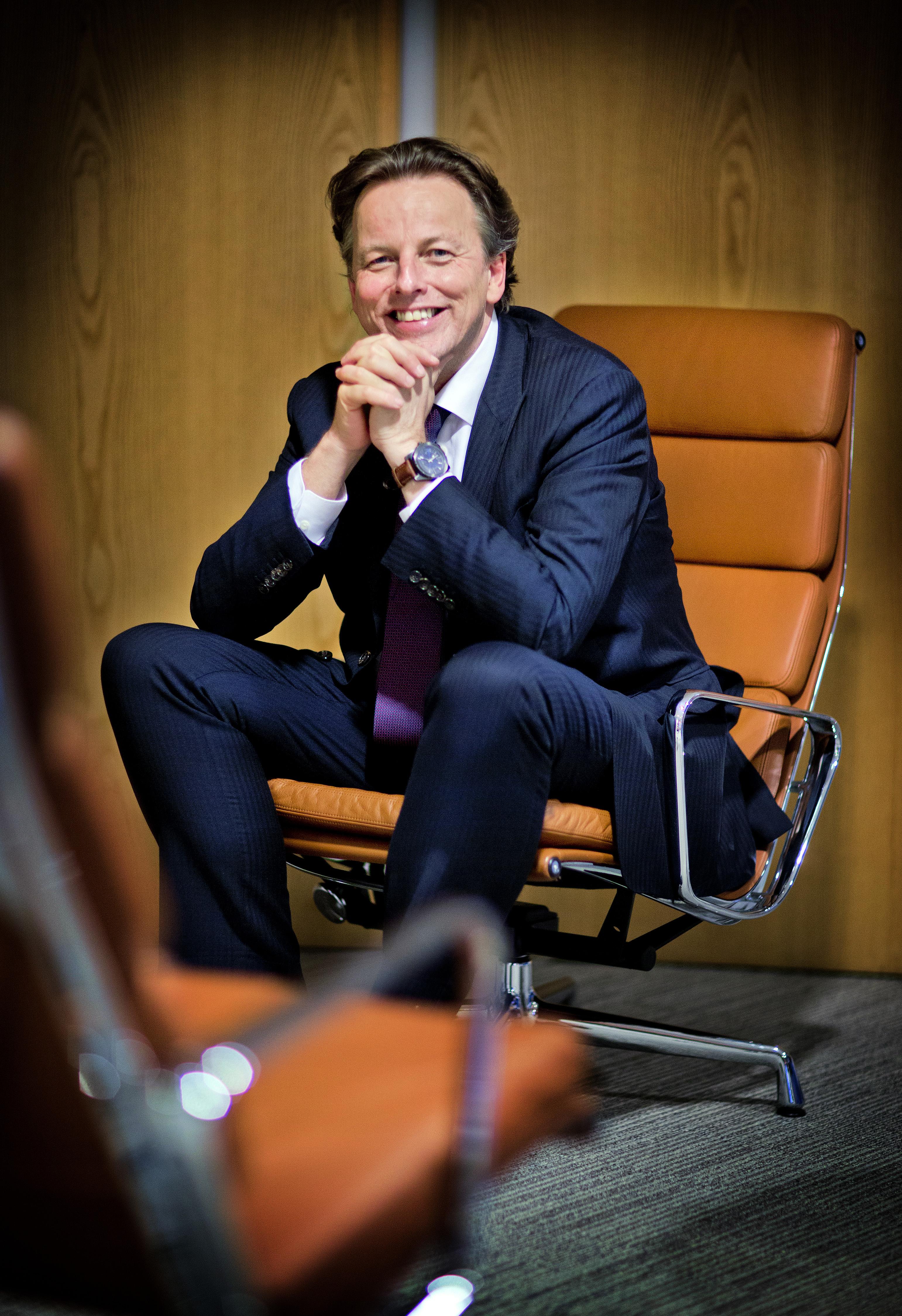 DEN HAAG - Minister van Buitenlandse Zaken Bert Koenders. - FOTO GUUS SCHOONEWILLE