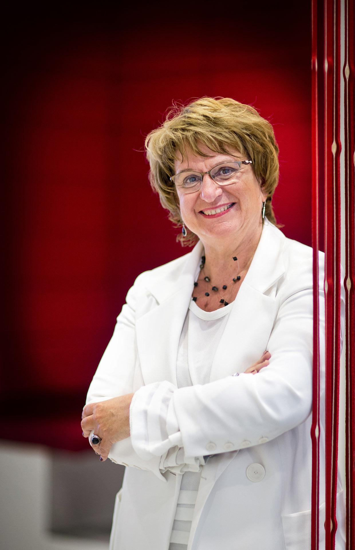 Mariette Hamer - Voorzitter SER