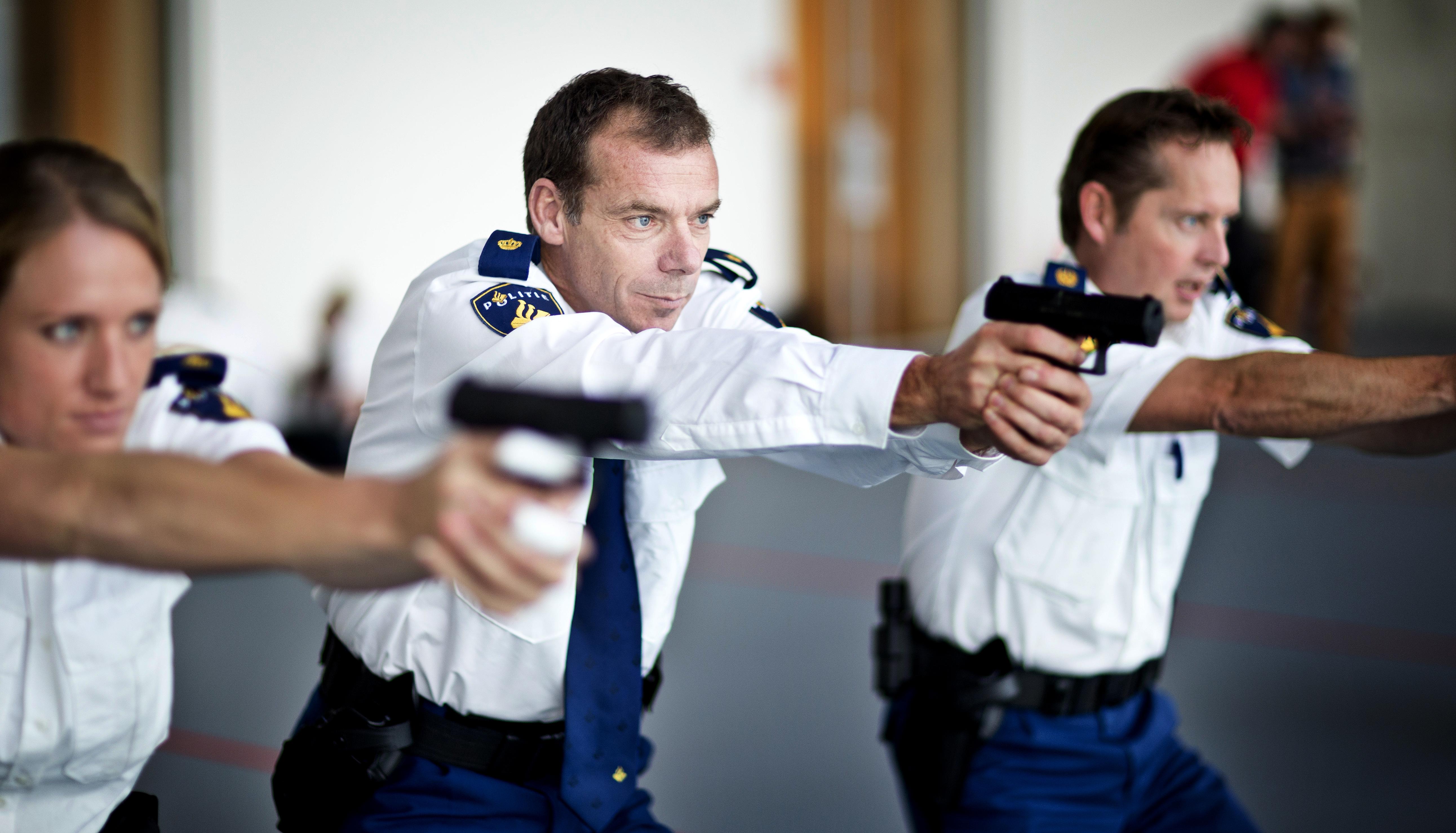 Politie heeft een nieuw wapen