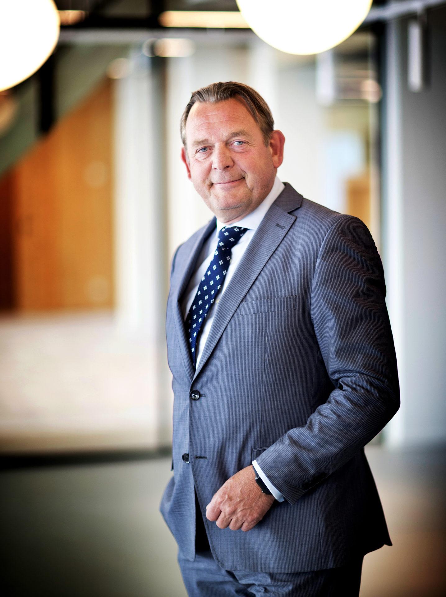 Ombudsman Mr. Reinier Franciscus Bernard van Zutphe