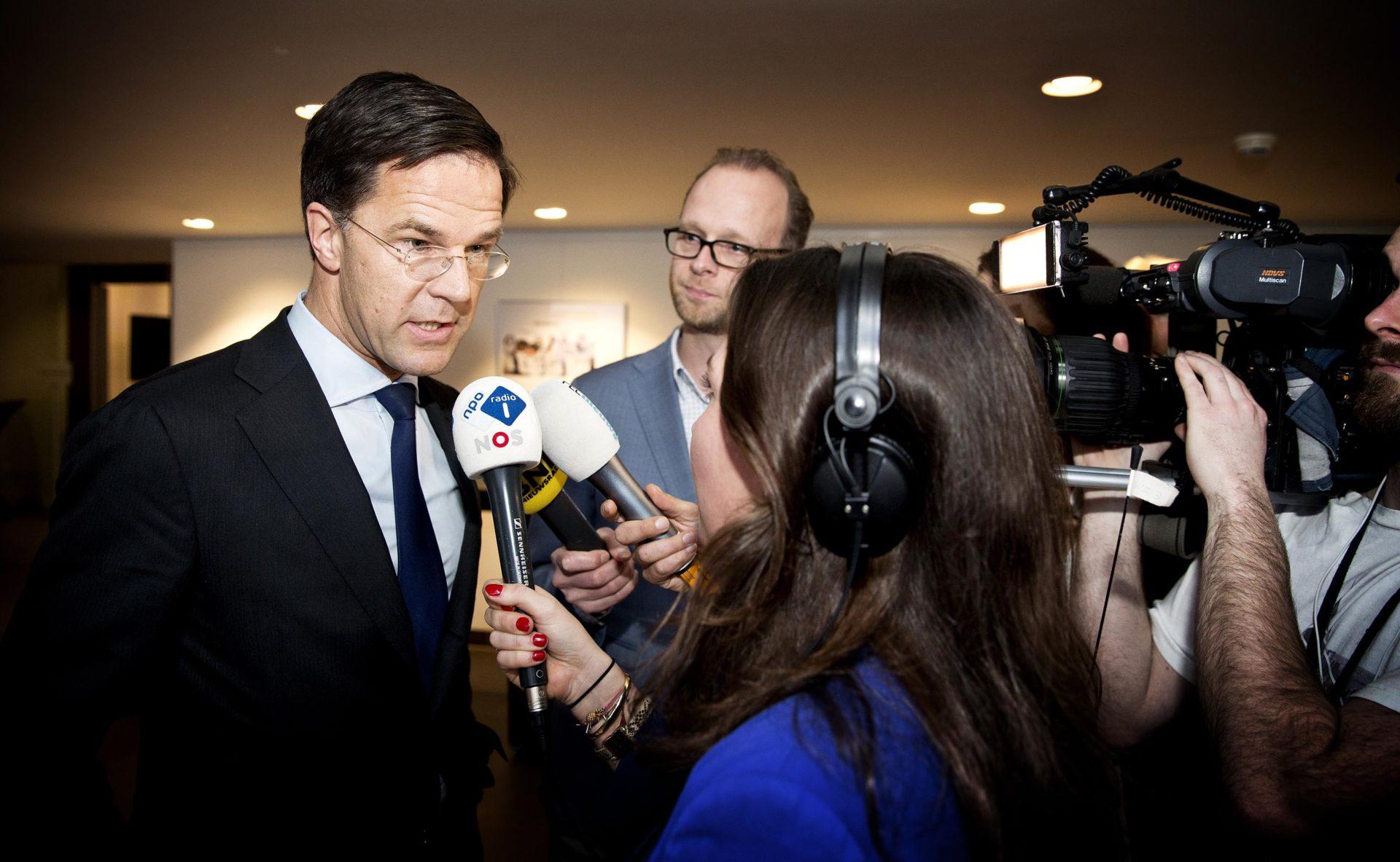Lijsttrekkersdebat Radio 1 in Nieuwspoort