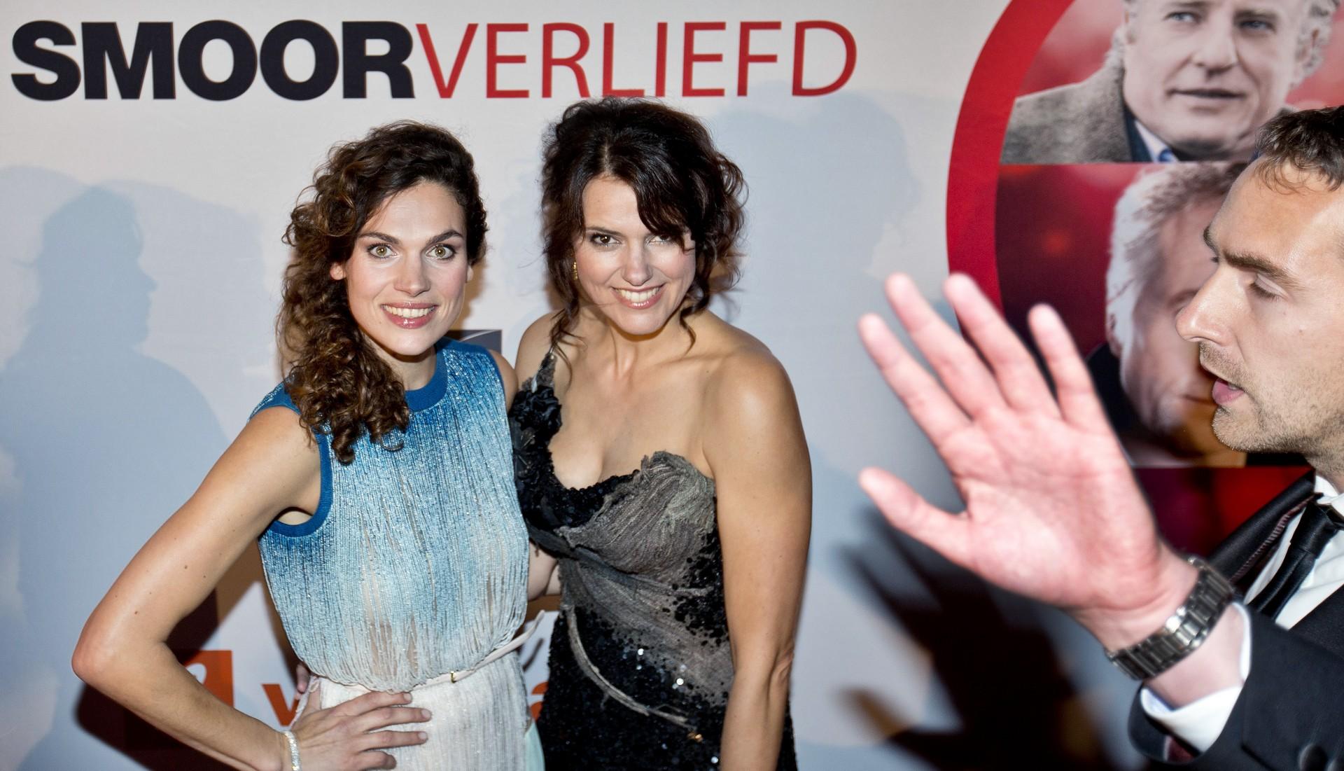 Premiere van de Nederlandse film Smoorverliefd