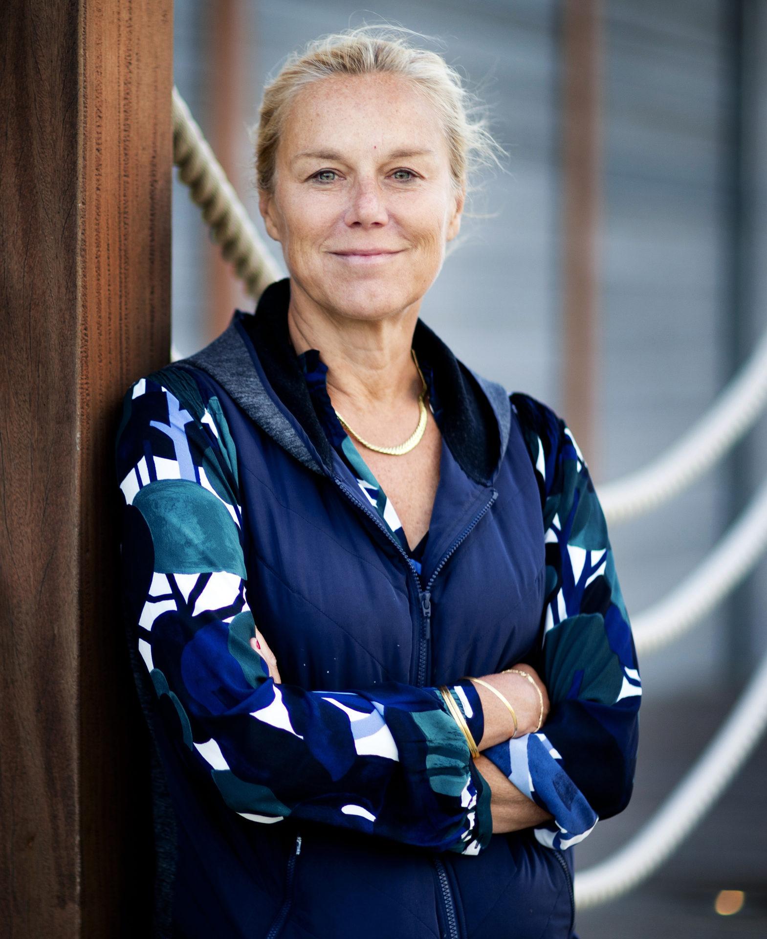 Portret Sigrid Kaag