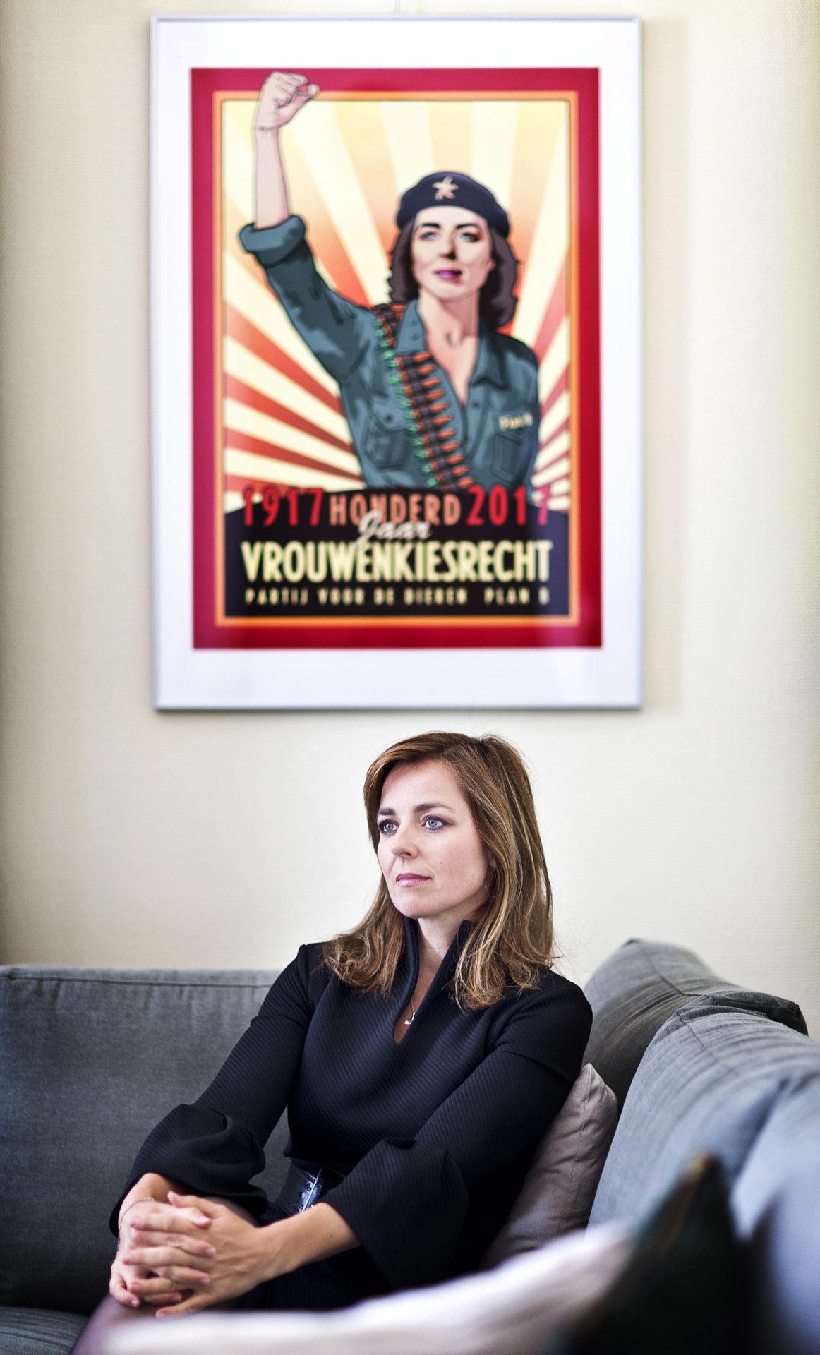 Portret Marianne Thieme