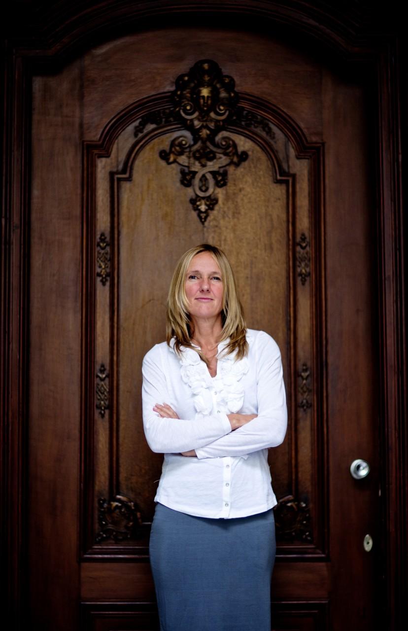 Portret Liesbeth Zegveld