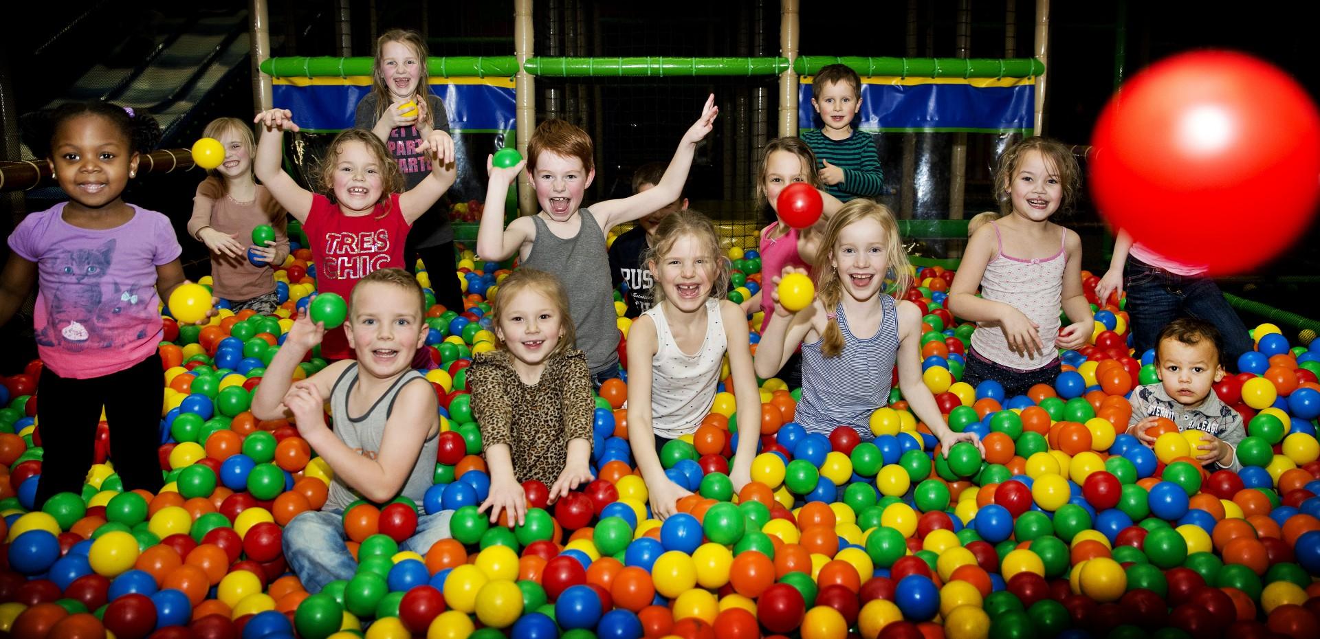 Steeds meer indoor speelparken voor kinderen